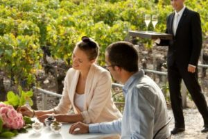 Cordeillan Bages Wine Tasting
