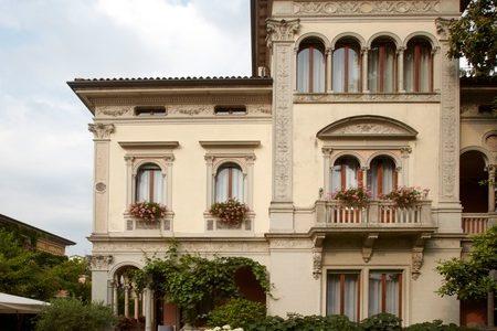 Villa Abbazia Garden