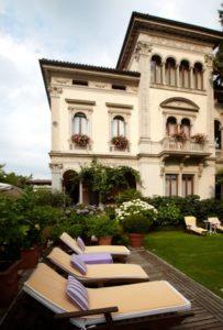 Villa Abbazia garden- website