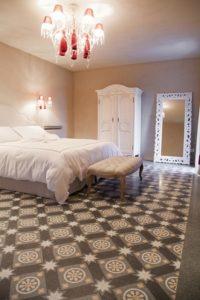 Palas Cerequio Bedroom