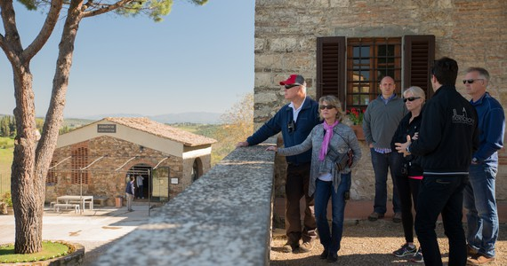 Siena Wine Tasting Tour- Credits Florence Town