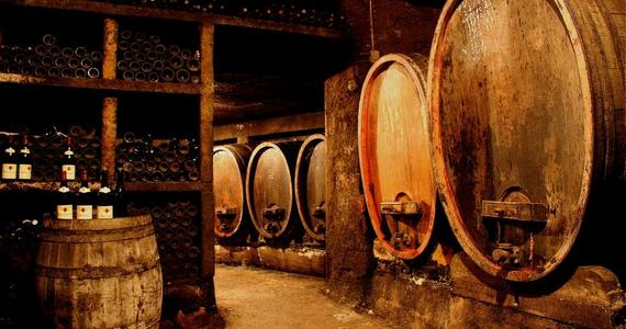 Rhone Valley wine tour - cave 2
