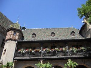 Alsace wine tour Colmar Koifhus ® V. Wach