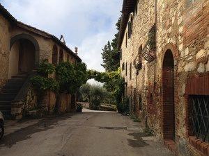 Castello di Fonterutoli JJ Tuscany Vineyard Tours