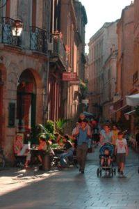 Bordeaux Street- F Poincet