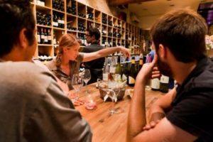 Wine Tasting Team Building