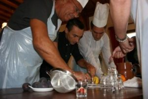 corporate hospitality cookery-class
