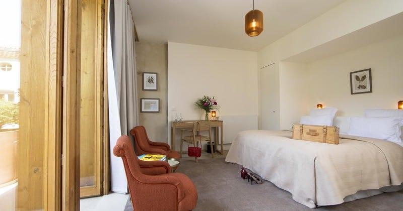 Credits Hotel de la Villeon