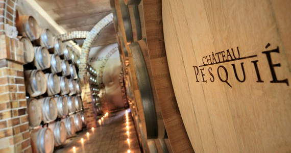 Provence wines Credits- Chateau Pesquie