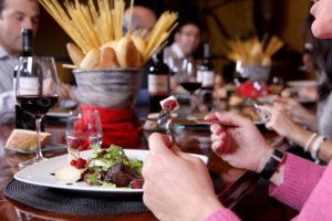corporate hospitality rioja-food-ciudad-de-cenicero