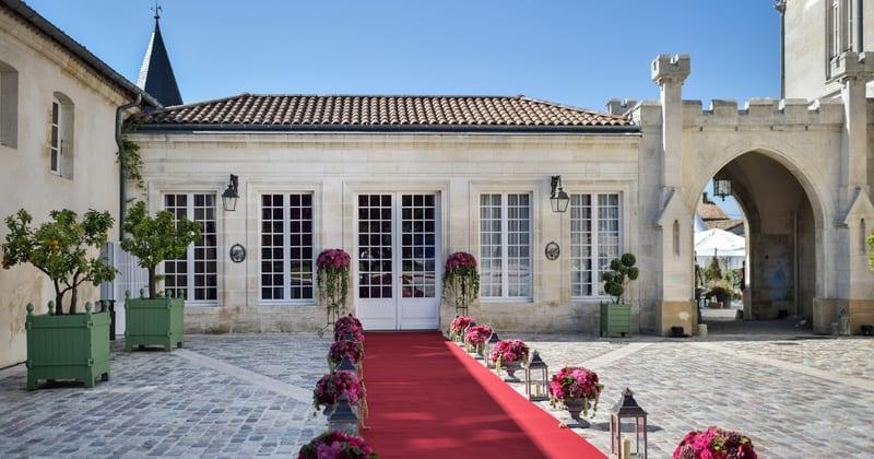 Château Pape Clément - Credits Pape Clement