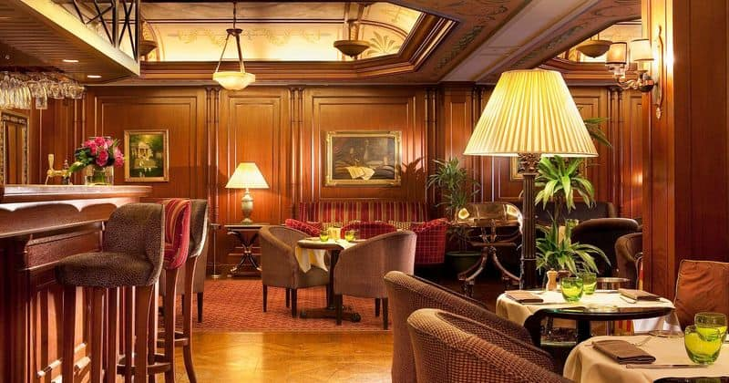 Hotel Napoleon Le Bivouac Restaurant - Credits Hotel Napoleon