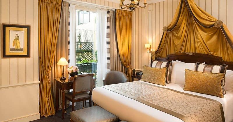 Hotel Napoleon Superior room - Credits Hotel Napoleon