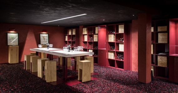 Luxury wine tours - Credits DOMSTE