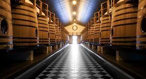 Bordeaux tasting pape-clement-winery