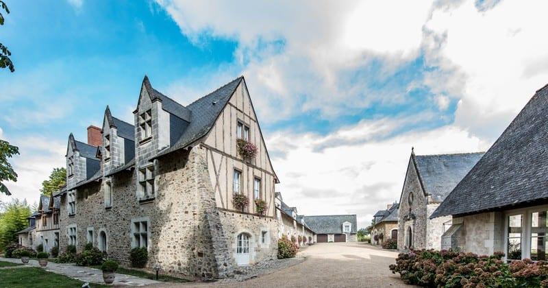 Château de Noirieux - Extérieur - Façade Manoir Credits Château de Noirieux