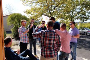 angers-loire wine tour