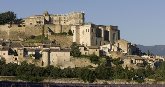 Rhone Valley Tour - 56-GRIGNAN_CHATEAU_LPASCALE