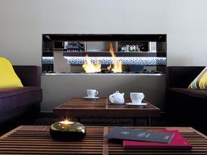 Hotel de France Fireplace