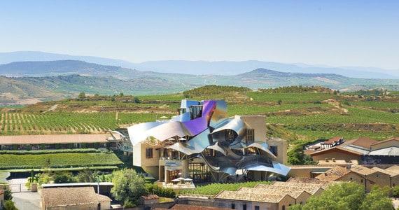 Rioja Architecture - Marques de Riscal