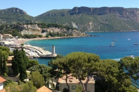 Cassis wine tour - BaiedeCassis@OT CASSIS