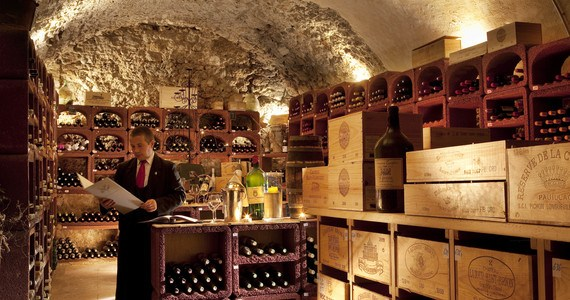 Cassis wine tour - hostellerie berard et spa-cave (cellar)