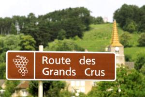 Route des grands crus Bourgogne_Photo Alain Doire_Bourgogne Tourisme