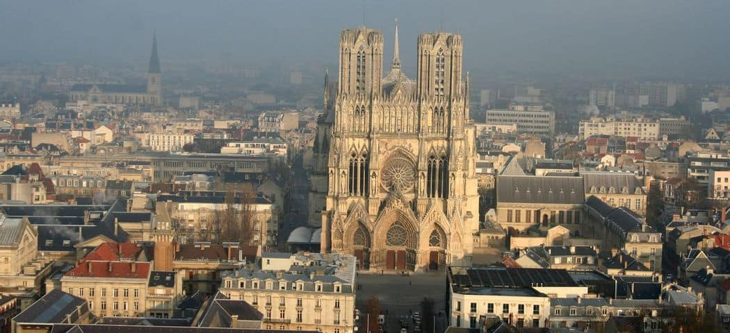 Foyer Home St Louis Reims : Reims gateway to the stars l champagne tasting tour