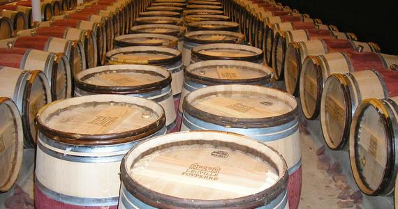 Barrels MH - Bordeaux Winery Tour