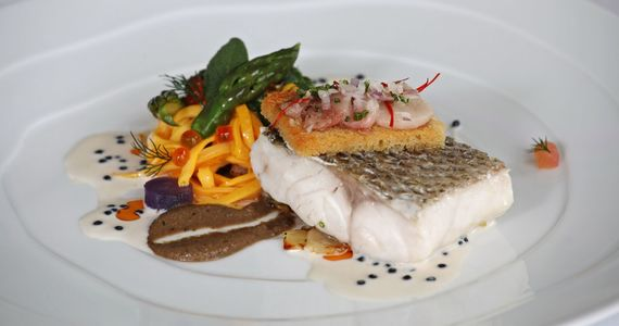 Robalo do Atlântico_Atlantic Striped Sea Bass_preview Credits The Yeatman Hotel