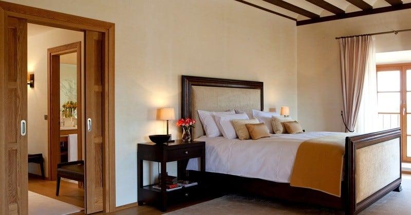 Credits Abadia Retuerta - bedroom