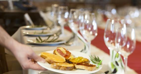 Rioja wine tour light food