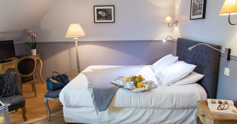 CHAMBRE GRAND CONFORT - Hostellerie des Clos