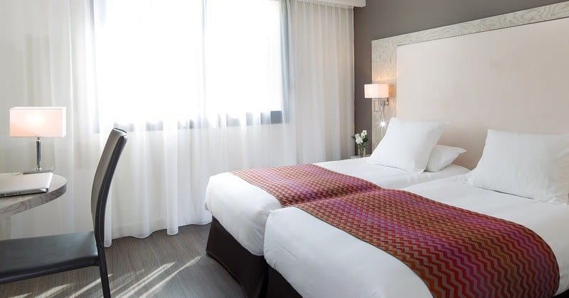 CHAMBRE STANDARD Hotel Le Dracy