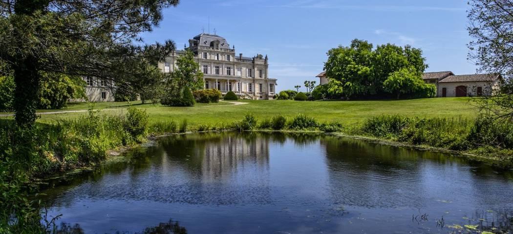 Bordeaux wine tour - Credits Château Giscours